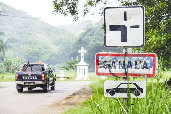 Blessé par arme à feu dans une voiture volée à Nakety