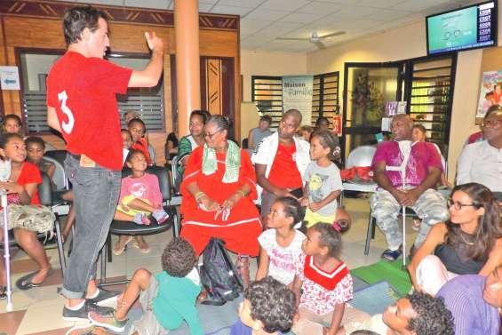 Lever de rideau sur le parcours de découverte culturelle