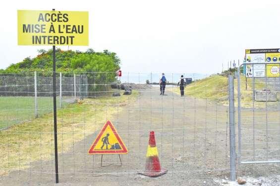 Les travaux d'extension de  la marina de Boulari sont lancés