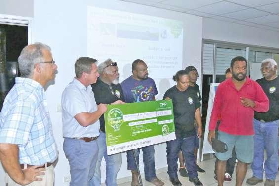 La GBNC récompense deux projets écolos