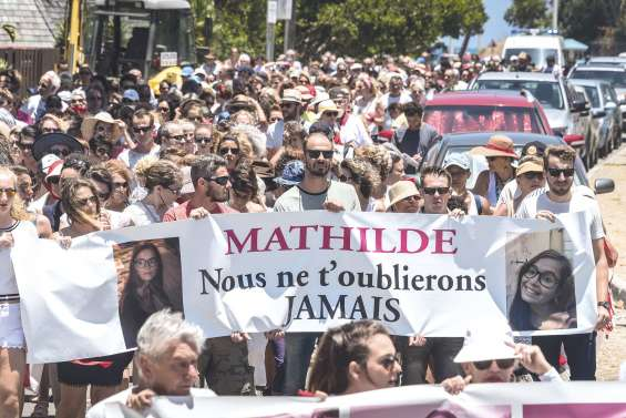 Affaire Mathilde :  le chauffard reste en prison