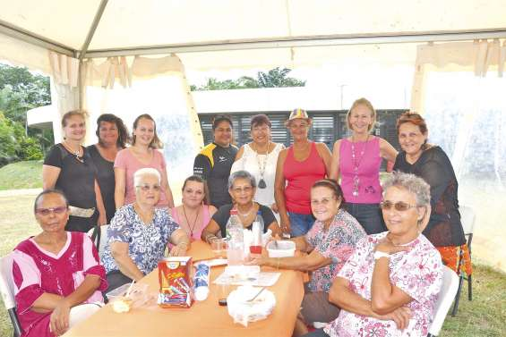 Au rendez-vous des femmes leaders de Koumac