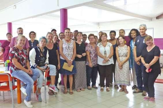 Trente-cinq ans à enseigner aux petits Calédoniens