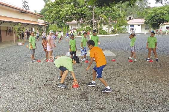 L'école comme terrain de sport