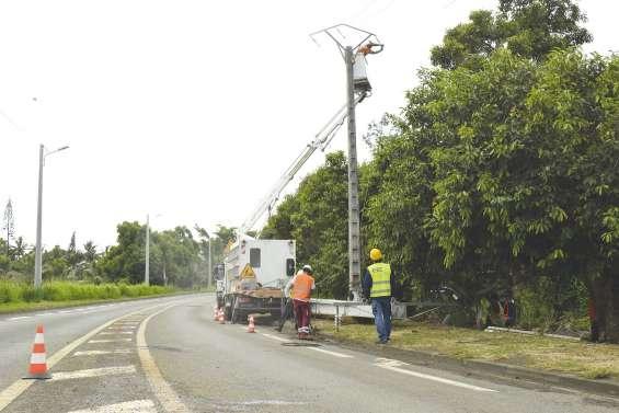 L'électricité réparée à Saint-Louis