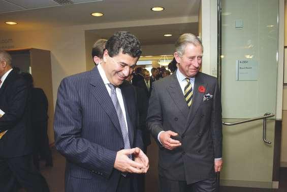Le Prince Charles en visite le 7 avril