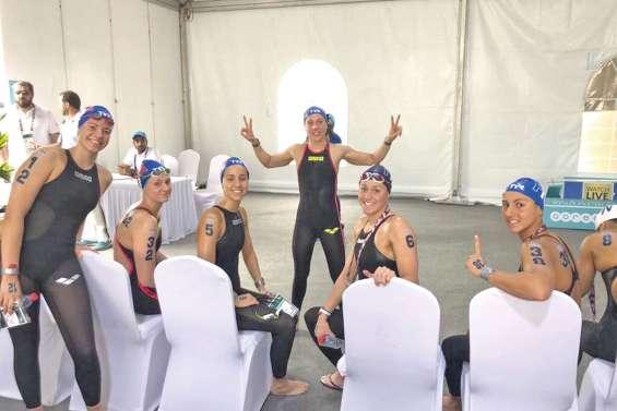 Mission accomplie pour Lara Grangeon à Doha