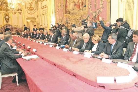 Le Comité des signataires dans la dernière ligne droite