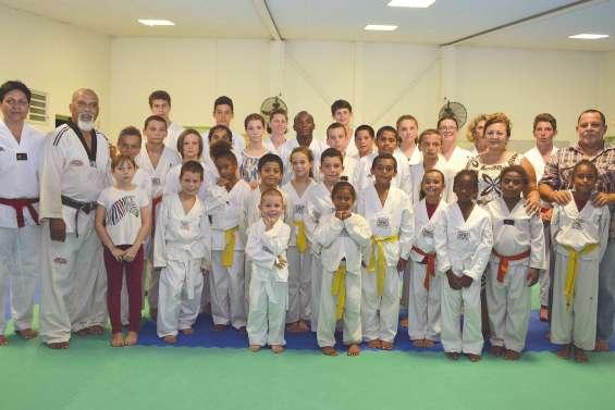 De nouvelles perspectives  au club de taekwondo