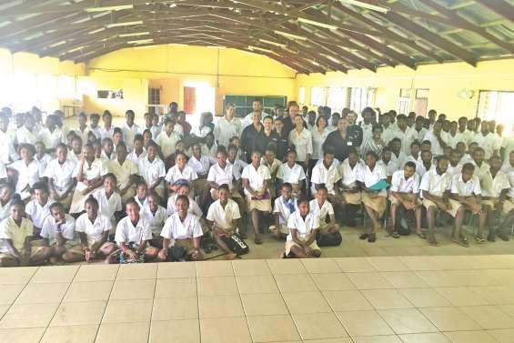 Le secteur de la maintenance mise sur la jeunesse vanuataise
