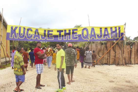 La tribu de Thuahaick s'apprête  à accueillir son premier Kovasio