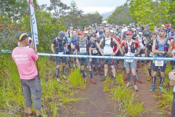 Trail des Cagous : 850 coureurs sur le départ