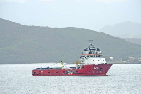 Le sort du Kea Trader entre les mains de la Shanghai Salvage Company