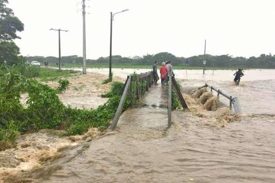 Des pluies diluviennes mais pas de dégât