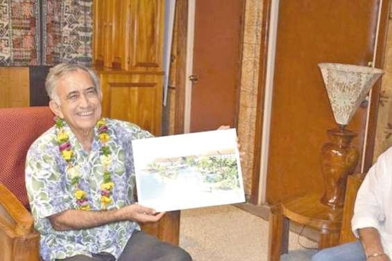 La renaissance du Hilton Hôtel Tahiti