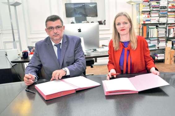 Les « ambassadeurs » calédoniens se formeront à Sciences Po Paris