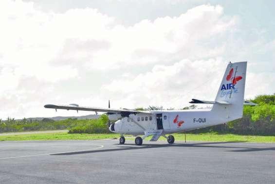 Air Loyauté modifie son programme de vol pour l'année