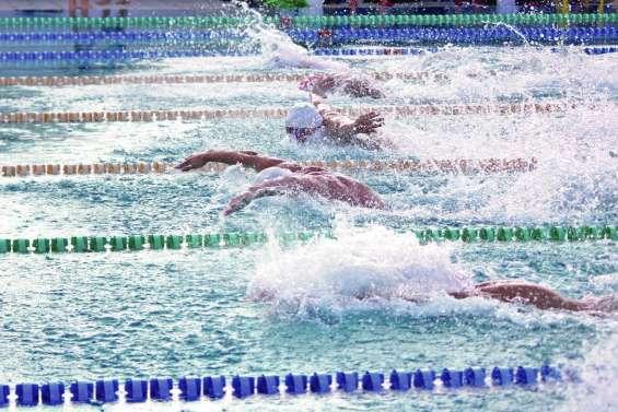 Les nageurs se sont affrontés à Dumbéa