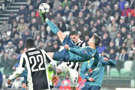Le Real Madrid écrase la Juventus