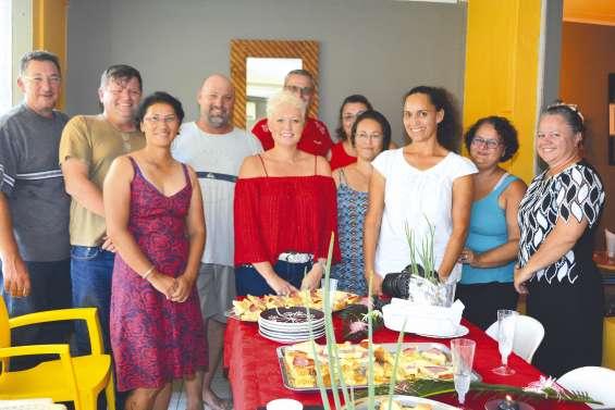 Les anciens du collège d'Etat se retrouvent autour d'un repas