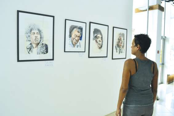 Les Blues portraits #2 de retour  au centre culturel