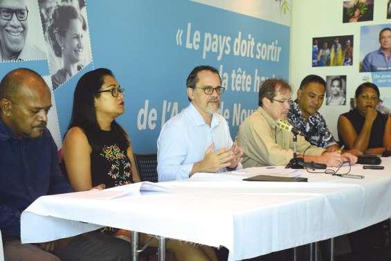 Le « bon » Comité de Calédonie ensemble
