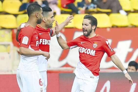 Monaco consolide sa  2e place derrière Paris