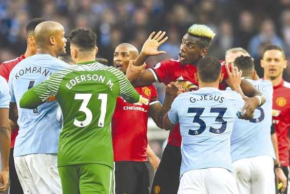 United renverse City avec un Pogba décisif