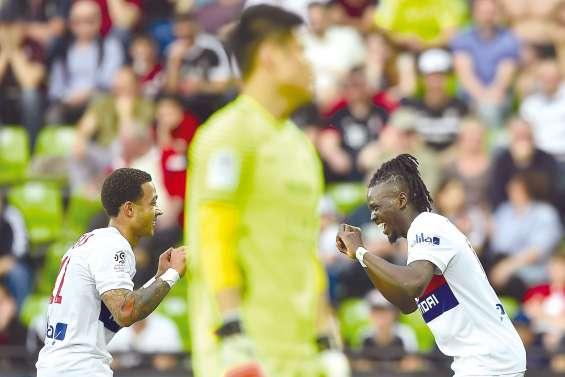 Ligue 1 : Lyon prend la 3e place à Marseille