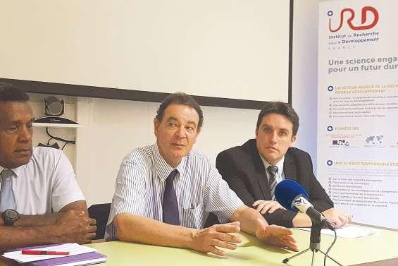 « La recherche en Calédonie a un grand potentiel »