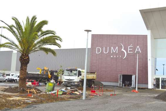 Dumbéa-sur-Mer attend son « mall »