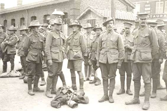 Un musée pour raconter la guerre des Australiens