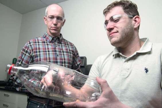 L'enzyme qui dévore le plastique