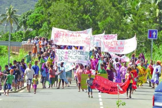 250 personnes mobilisées pour appeler au « mieux-vivre »