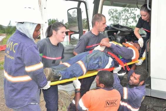 Vers une sécurité accrue  du personnel de NMC à Ouaco