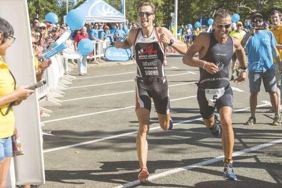 Vernay - Szalamacha : un duel de Cagous au Triathlon BNC