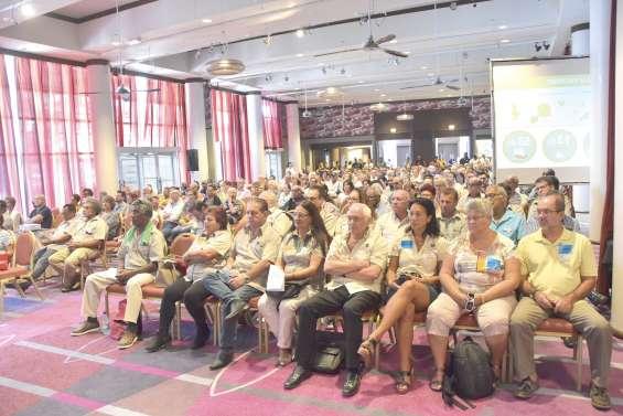 La Sécurité civile invitée de l'AG de Groupama