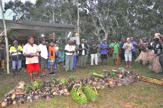 Le district Tea Nading a accueilli tout le pays pour fêter l'igname