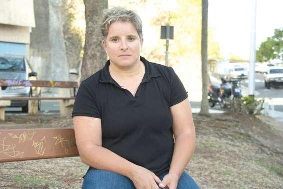 Sandra Lambrani, l'autorité compétente de l'athlé
