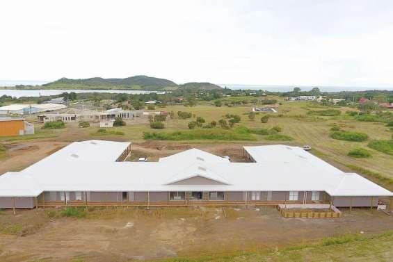 Bientôt une maison de retraite médicalisée à Koumac