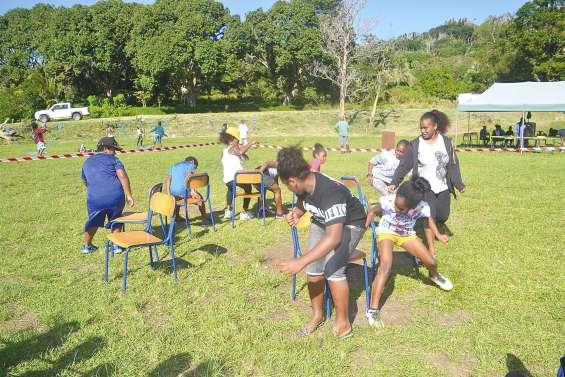 Sport et santé au collège de Tyé