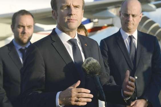« J'apporte la vision de la France, les Calédoniens choisiront »