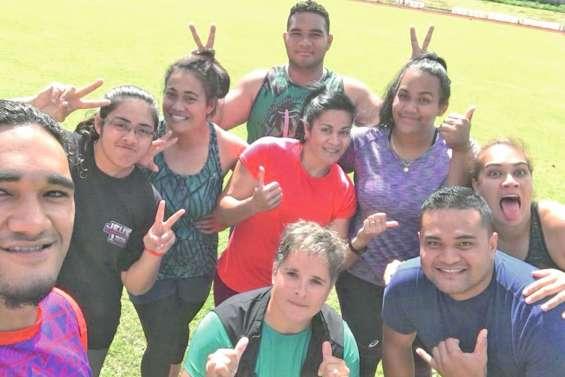 Les athlètes calédoniens sont bien arrivés au Vanuatu