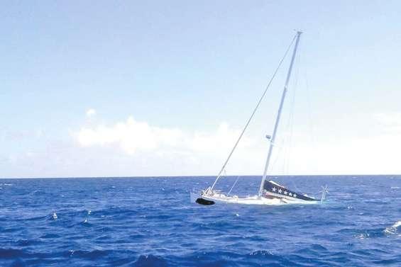 Onze plaisanciers secourus après un naufrage