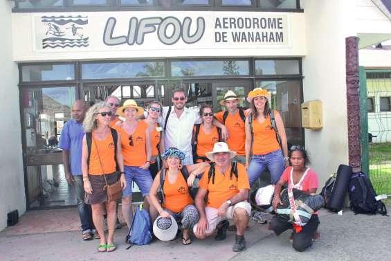 La fanfare Malawi à Lifou