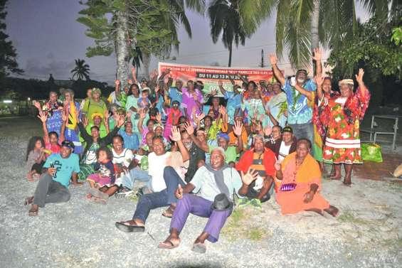 Les familles d'Ouvéa consultées à leur tour