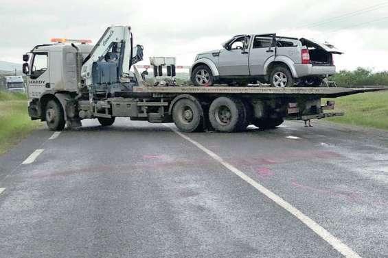 Une jeune femme tuée  sur la route à Ouaco