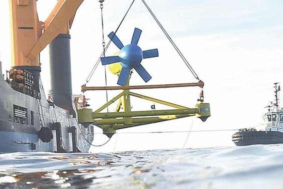 L'énergie marine renouvelable, un potentiel difficile à exploiter