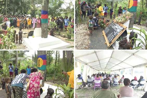 Pouébo veut faire d'Uvanu une histoire commune