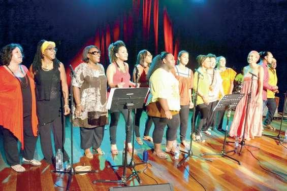 Pour ses retrouvailles, le chœur de gospel a touché le public en plein cœur